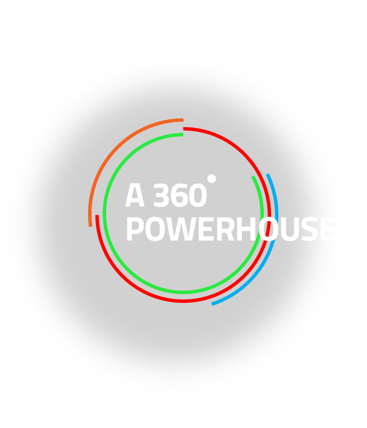 A 360 Powerhouse